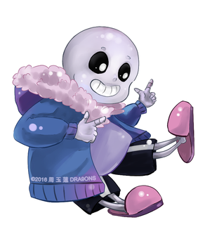 SANS by DRA9ONS