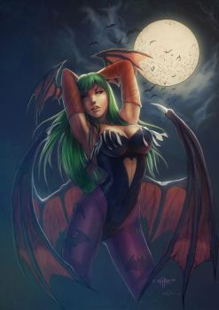 Morrigan Colors - by me-illuminated