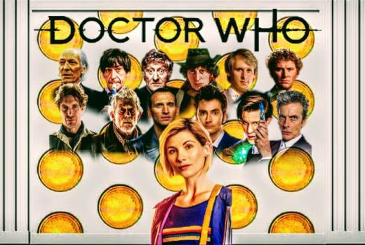 THE DOCTORS 1963-2018 by WHOpng