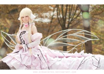 Chobits - Chii by kirawinter