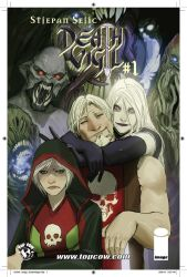death vigil 1 full issue- cuz it's a good day :) by nebezial