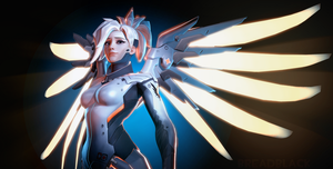 Mercy. by Breadblack