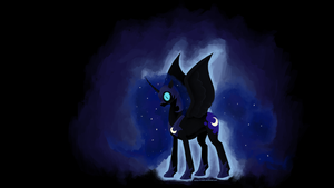 Nightmare Moon by Zaphy1415926