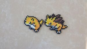 Sandshrew + Sandslash - PB Sprite Set