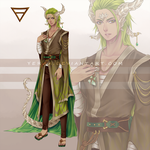 Dragonians Race: Adopt Auction 002/ SOLD by Yeraa