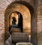 Underneath the arches by LordLJCornellPhotos