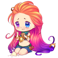 Zoe's Sadness [+ Speedpaint] by TanyaKi