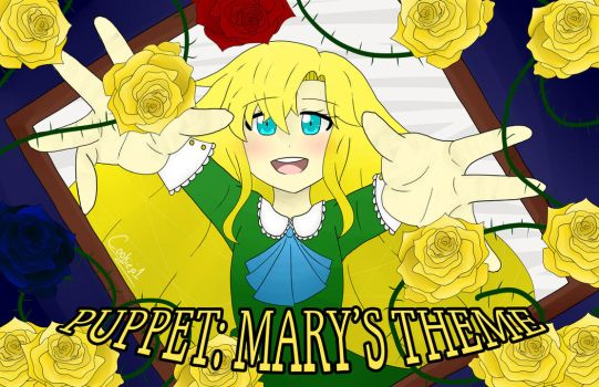 Puppet: Mary's Theme by cookiejo1