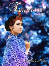 Premade Book-cover: Empress by Anglu