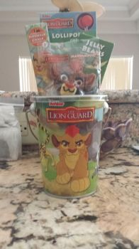 Lion Guard Easter Basket by Nateumstead