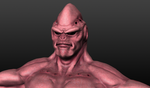 Super Buu Concept 6 by jaredjlee