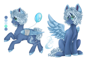 (Closed) Sky Child auction by Shady-Bush