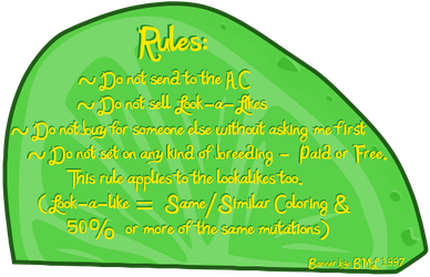 Lively Limes Rules 2 by Bml1997
