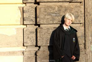 Harry Potter: Draco Malfoy cosplay by MischAxel