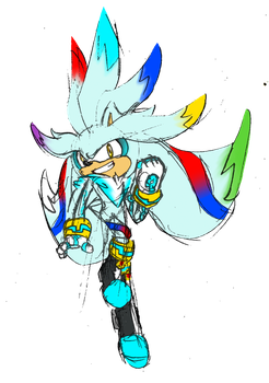 Rainbow Power Silver 2: Electric Boogaloo by LillyGeneva