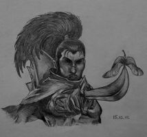 Yasuo by TehNers