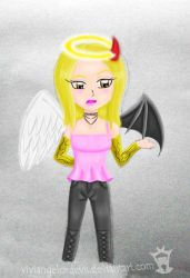 Me Chibi Official Form by viviangelordevil