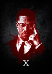 Malcolm X by capdevil13