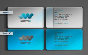 wormx card by mohanmadabd