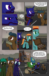 Fallout Equestria: Grounded page 29 by BoyAmongClouds