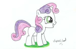 Have some Happy Sweetie Belle by UlyssesGrant