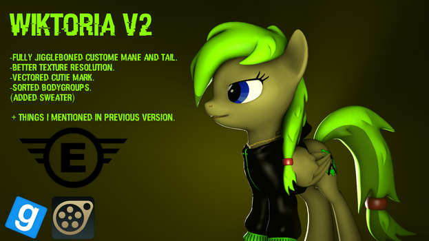Wiktoria V2 Download by Texas-Doughnut