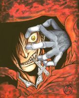 Alucard copic practice by Klyde-Chroma
