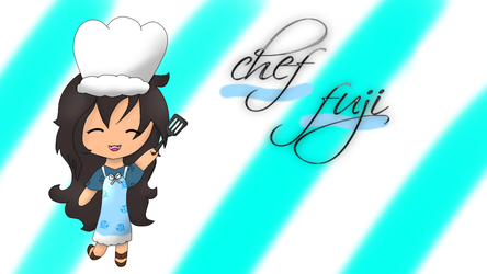 chef fuji! for vesenia designs by Pikagirl233