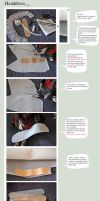 Headdress tutorial -Eng. ver- by Neriko-k