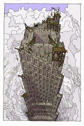 Babel by Bristow-Bailey