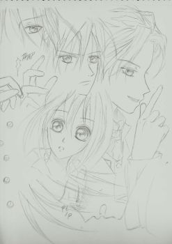 vampire knight collage by SHINingkyrstal12