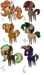 Paypal Autumn Adoptables - OPEN by Thr3eGuess3s