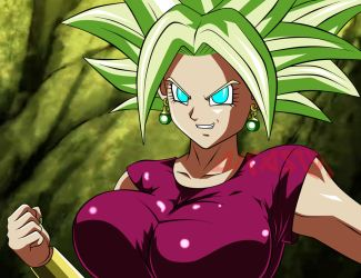kefla dragon ball super by dicasty1