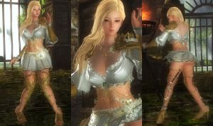 (RELEASE) ELF ARMOR - UPDATE by huchi001