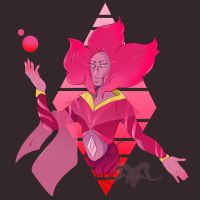 Pink Diamond by TheSphinxDen