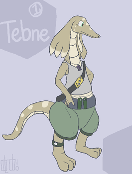 Tebne by Odendo