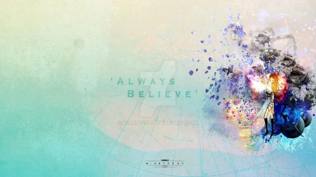 Always believe by N-arteest
