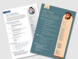 Free Resume Templates by Designbolts