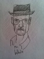 The man with the hat and the glasses by frasierdalek