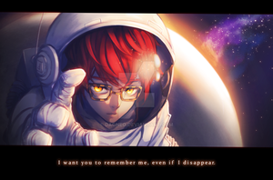 I want you to remember me... by Dagneo