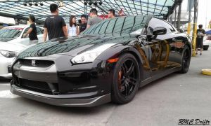 Blackout GT-R by RMCDriftr