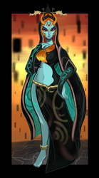 MIDNA COMMISSION by N0NREALIST
