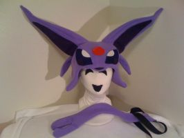 ESPEON Hat and Tail Set by tacksidermia