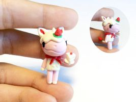 ACNL Merengue Figure by AlphaChoconess95