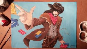 Twisted Fate by ezgicelep