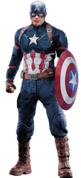 Captain America Final Version PNG by Gasa979