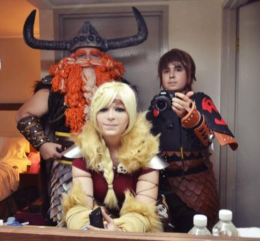 HTTYD 2 Cosplay by Nao-Dignity