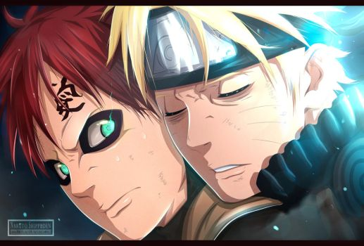 Naruto chapter 661 - I won't let you die! by Kortrex