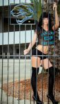 Caged Nora by RoyalImageryJax