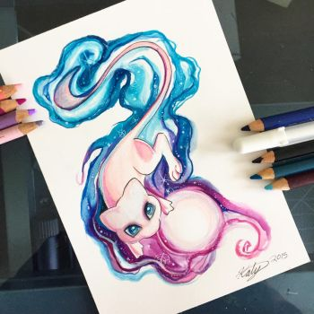 142- Mew by Lucky978